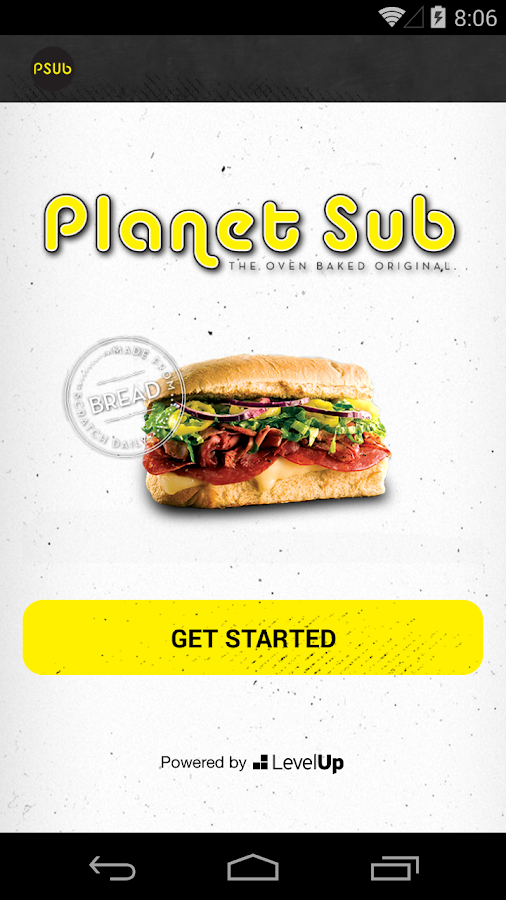 Planet Sub- screenshot