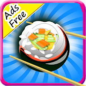 Sushi Maker - Ads Free Cooking
