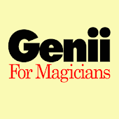 Genii, The Conjurors' Magazine