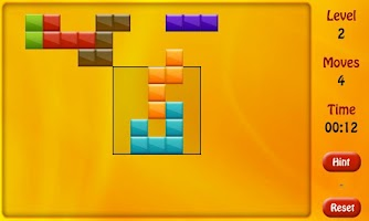 Screenshot of Fit It Puzzles
