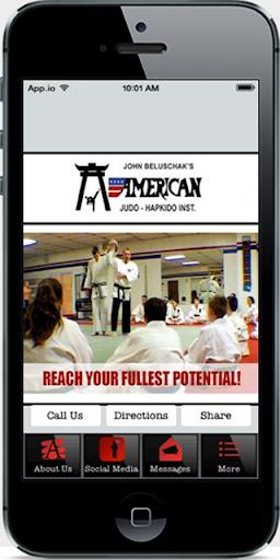American Judo-Hapkido Inst.