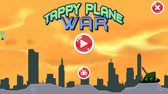 Tappy Plane War- screenshot thumbnail