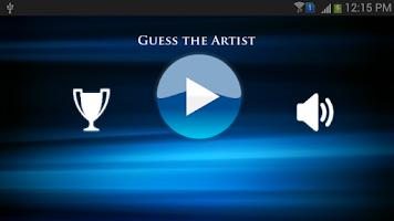Screenshot of Guess the Artist - Music Quiz