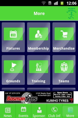 【免費運動App】Brothers St Brendans RLFC-APP點子