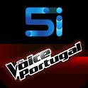 5i RTP - The Voice Portugal icon