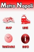 Screenshot of Metro Napoli Lite