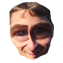 Gesicht verzerren icon