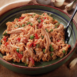 Spanish Rice With Chicken.