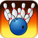 Bowling 3D icon