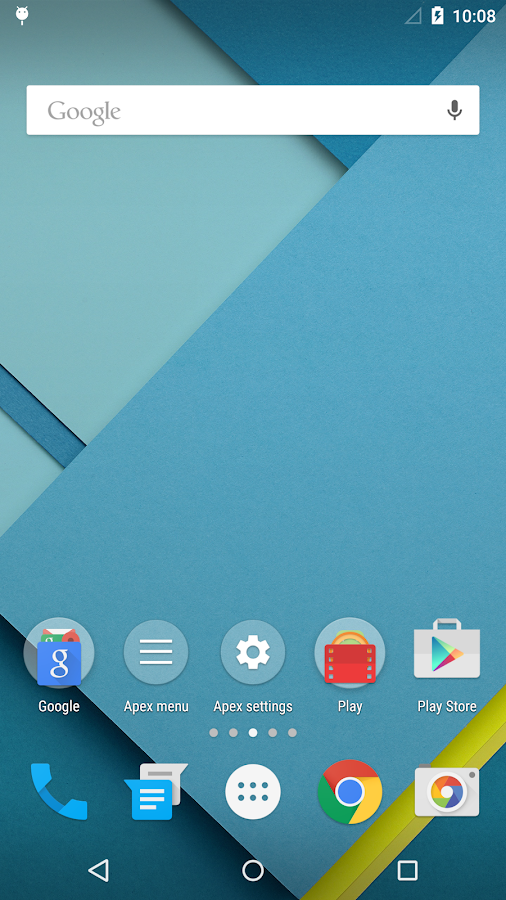 Apex Launcher Pro - screenshot