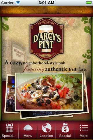 Darcys Pint