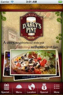 Darcys Pint- screenshot thumbnail