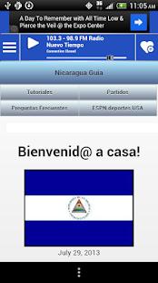 Nicaragua Guide News & Radios- screenshot thumbnail