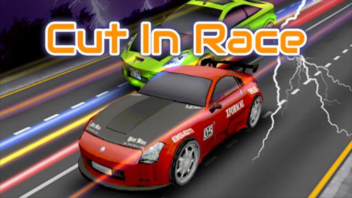 Cut In Race Drive Traffic 3D