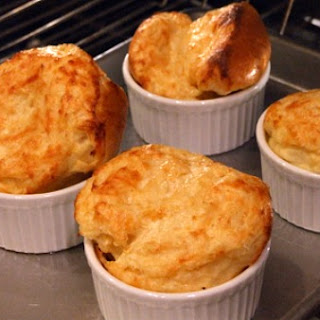 Cheese Popovers.