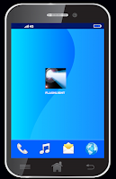 Screenshot of Flashlight for Samsung Galaxy