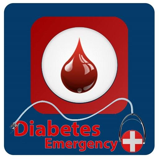 Diabetes Emergency 醫療 LOGO-阿達玩APP