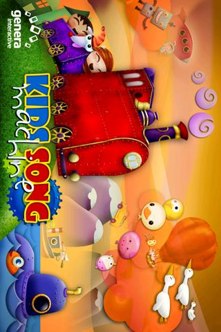 Kids Song Machine Free- screenshot