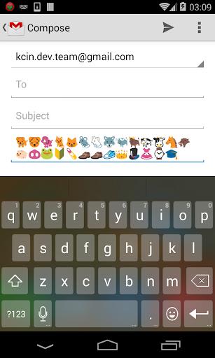 Easy Emoji Keybord - Lollipop