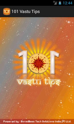 101 Vastu Tips