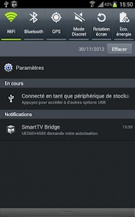 Samsung SmartTV Bridge - screenshot thumbnail