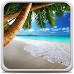 Tropical Beach Live Wallpaper 10.0 Apk