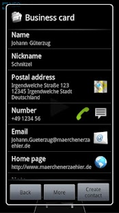 NeoReader QR & Barcode Scanner- miniatura screenshot