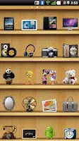 Screenshot of Decoration icon for book theme