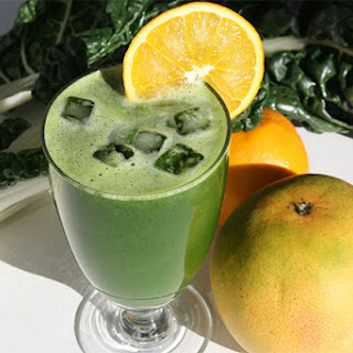 Sunshine Citrus Chard Juice
