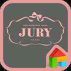 JURY GRAY Dodol Theme