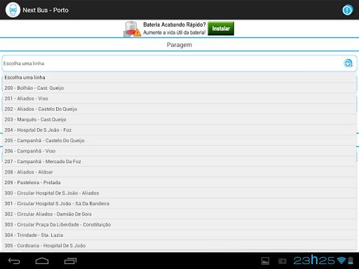【免費交通運輸App】Next Bus - Porto-APP點子