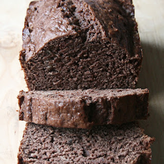 Chocolate Banana Bread.