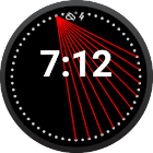 Tiny Laser Watch Face icon