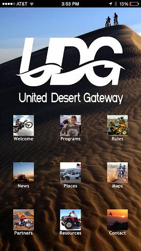 United Desert Gateway