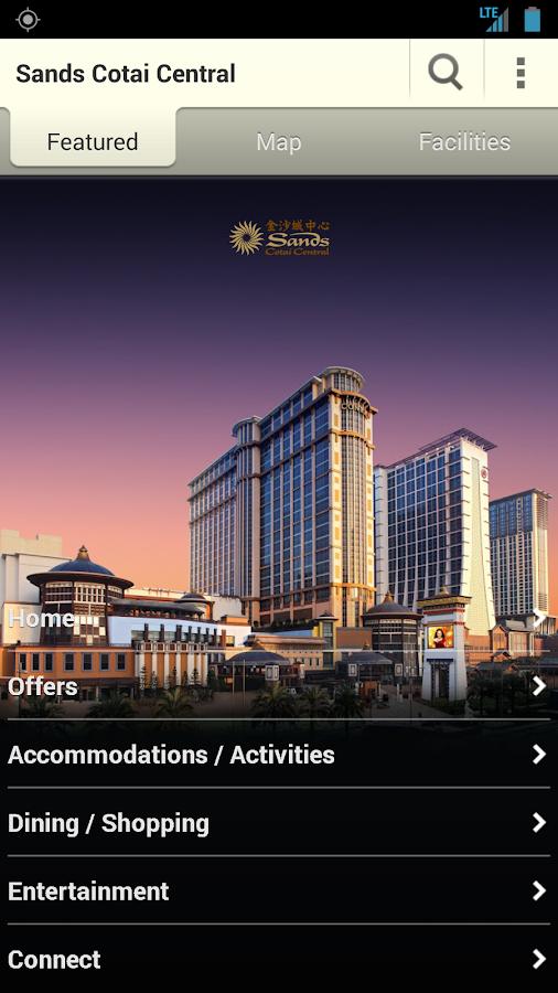 Sands Resorts Macao - screenshot