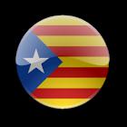 Estelada Blava Clock Widget icon