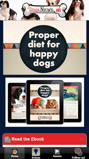 Proper Diet For Happy Dogs