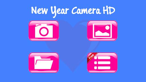 【免費攝影App】新年攝像頭相框HD-APP點子