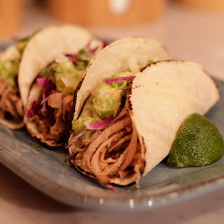 Stephanie O' Dea'S Slow Cooker Chipotle Pork Soft Tacos Recipe
