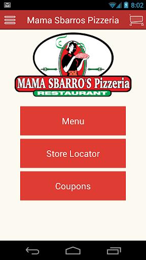 Mama Sbarro's Pizzeria