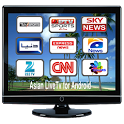 Live Asian Tv(HD Streaming) icon