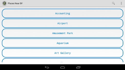 【免費旅遊App】PLACES NEAR BY-APP點子