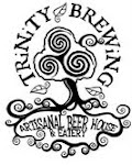 Logo of Trinity Wild Apple Saison