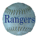 Texas Rangers Schedule Simple