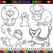 Jogos Coloring Book