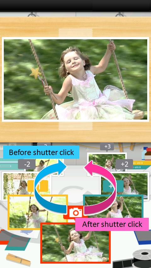 pick pic camera - screenshot