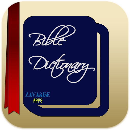 FREE BIBLE DICTIONARY LOGO-APP點子