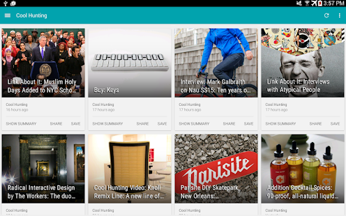 PaperBoy : A Feedly NewsReader - screenshot thumbnail