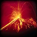 Volcans d'écran icon