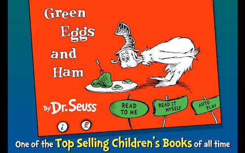 Green Eggs and Ham - Dr. Seuss - screenshot thumbnail